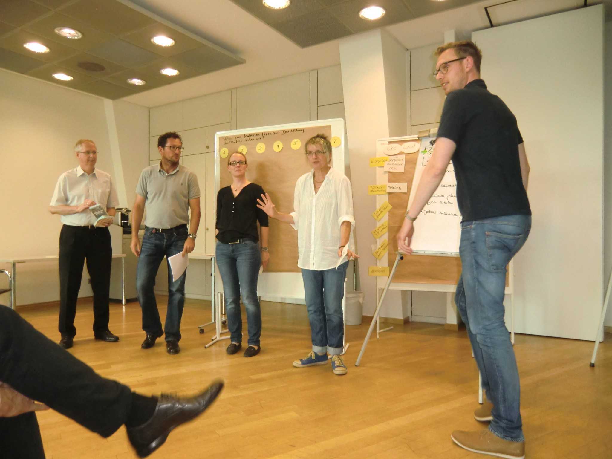 Training - Workshops& Meetings moderieren
