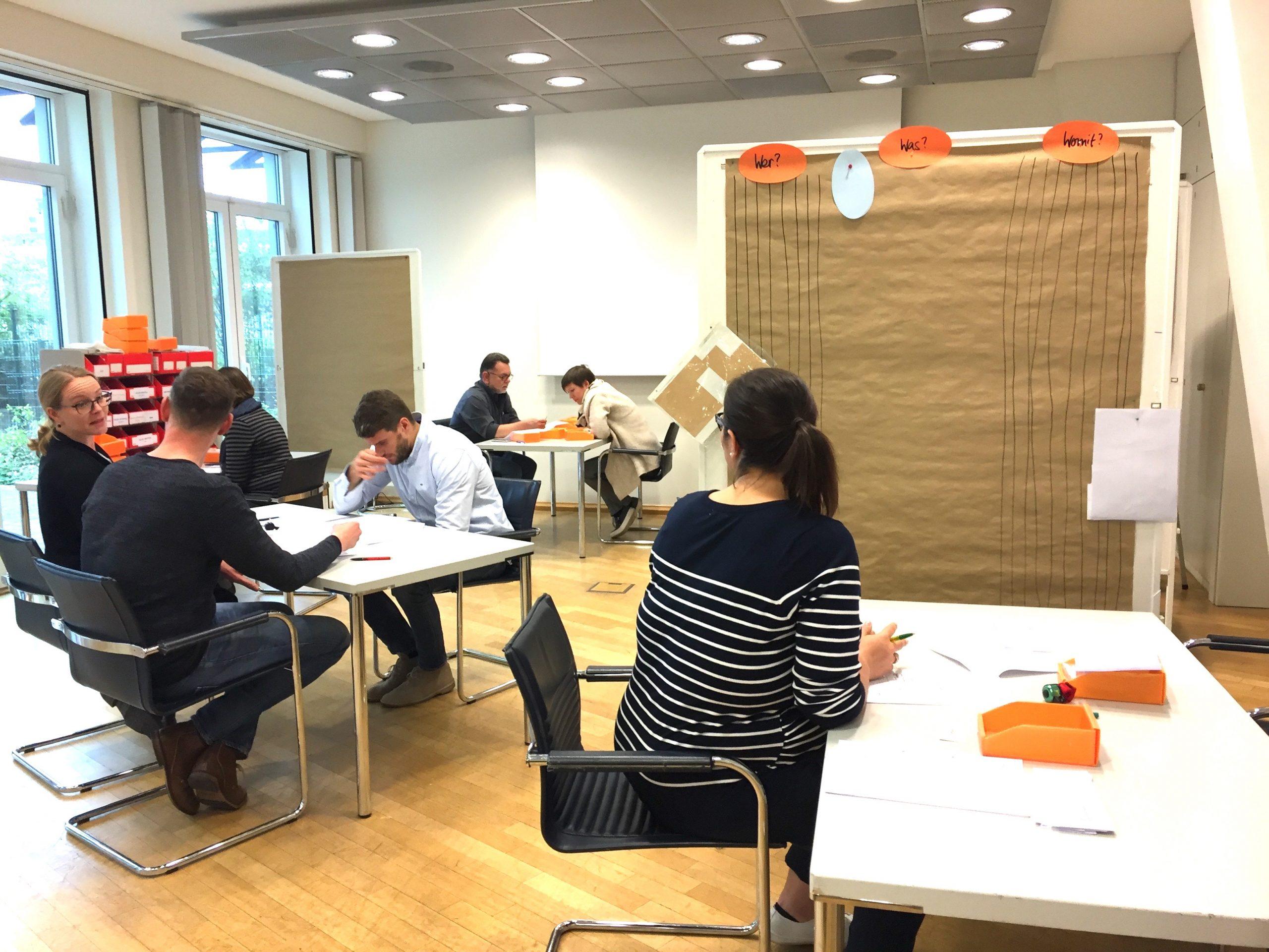 Training - Agiles Prozessmanagement, Claudia Kostka
