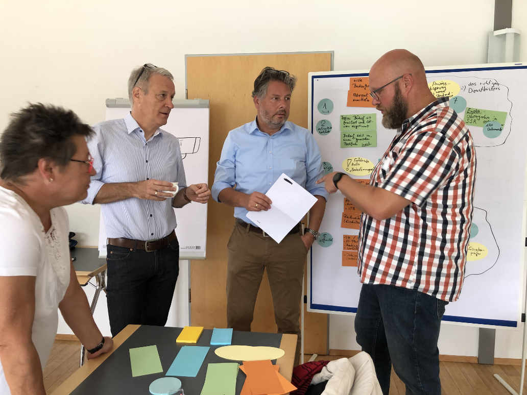 Prozesse agil gestalten & kontinuierlich verbessern
