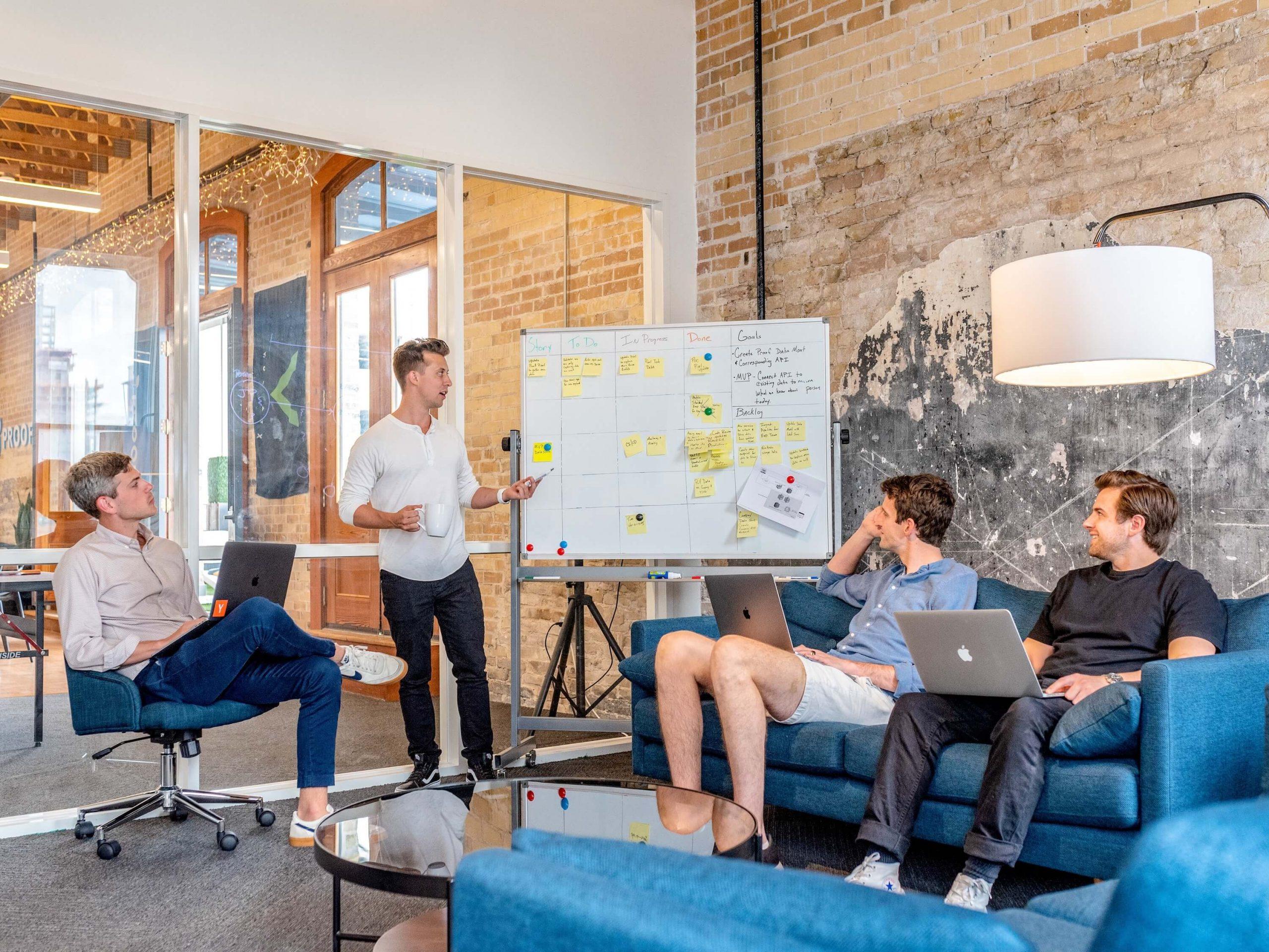 Prozesse agil führen & Selbstorganisierte Teams moderieren